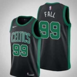 Boston Celtics Tacko Fall #99 Jersey